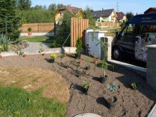 Osazovací plán zahrady